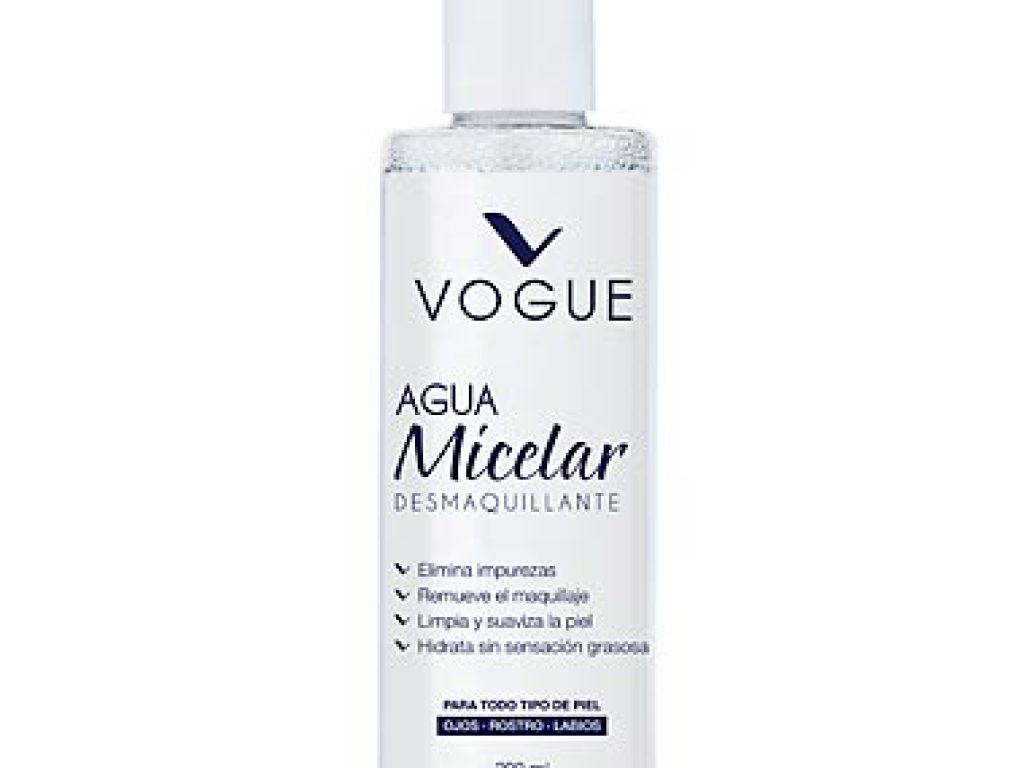 Agua Miceral Desmaquillante Vogue
