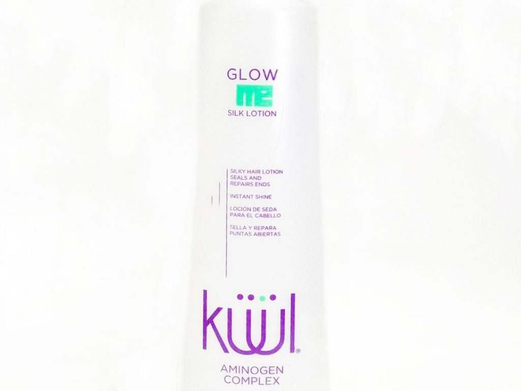 Glow me silk lotion