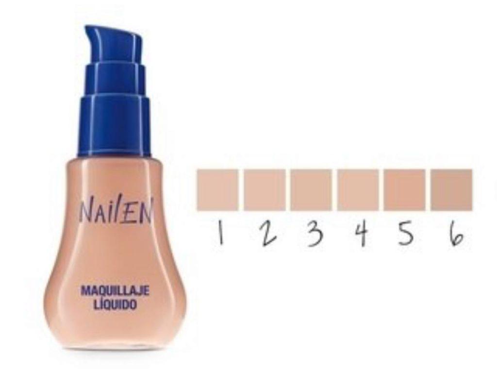 Base de maquillaje Nailen