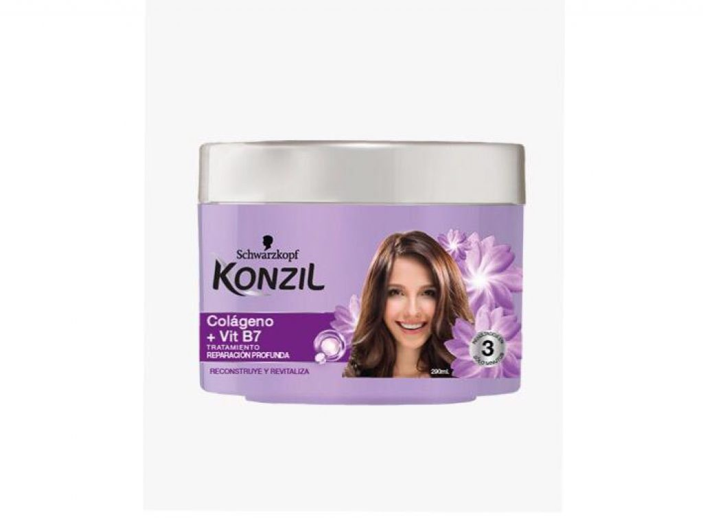 Tratamiento de Konzil de Colágeno +  Vitamina B7