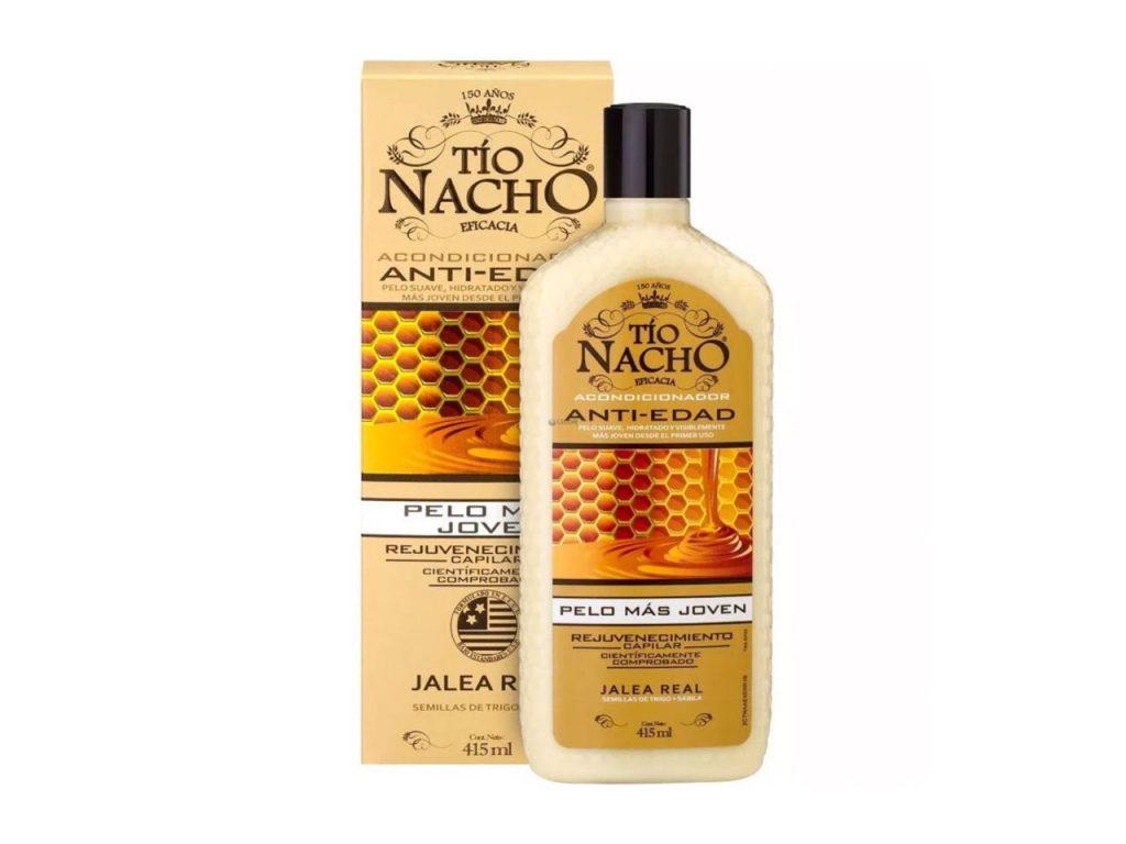 Acondicionador Tío Nacho aclarado natural