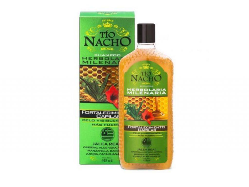Shampoo Tío Nacho herbolaria milenaria