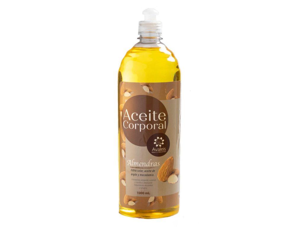 Aceite corporal de Avaleis