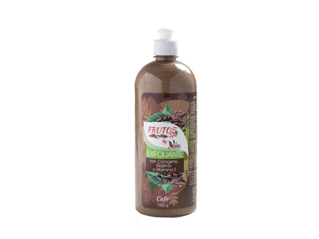 Exfoliante frutos spa de Venux