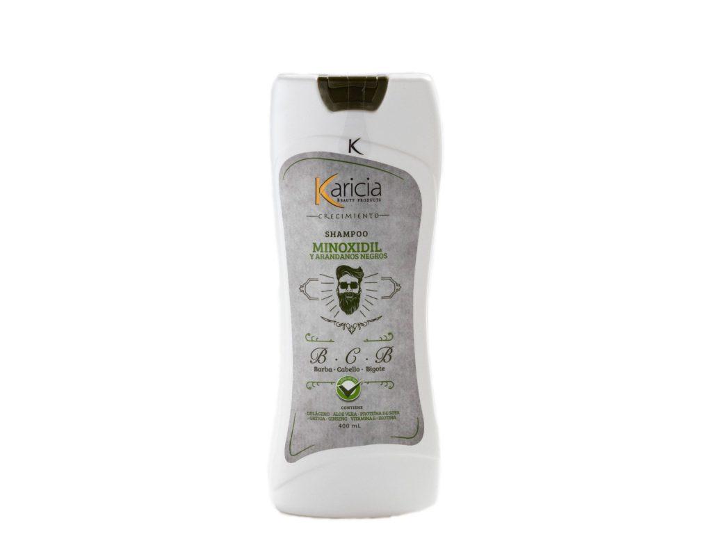 Shampoo de Minoxidil de hombre