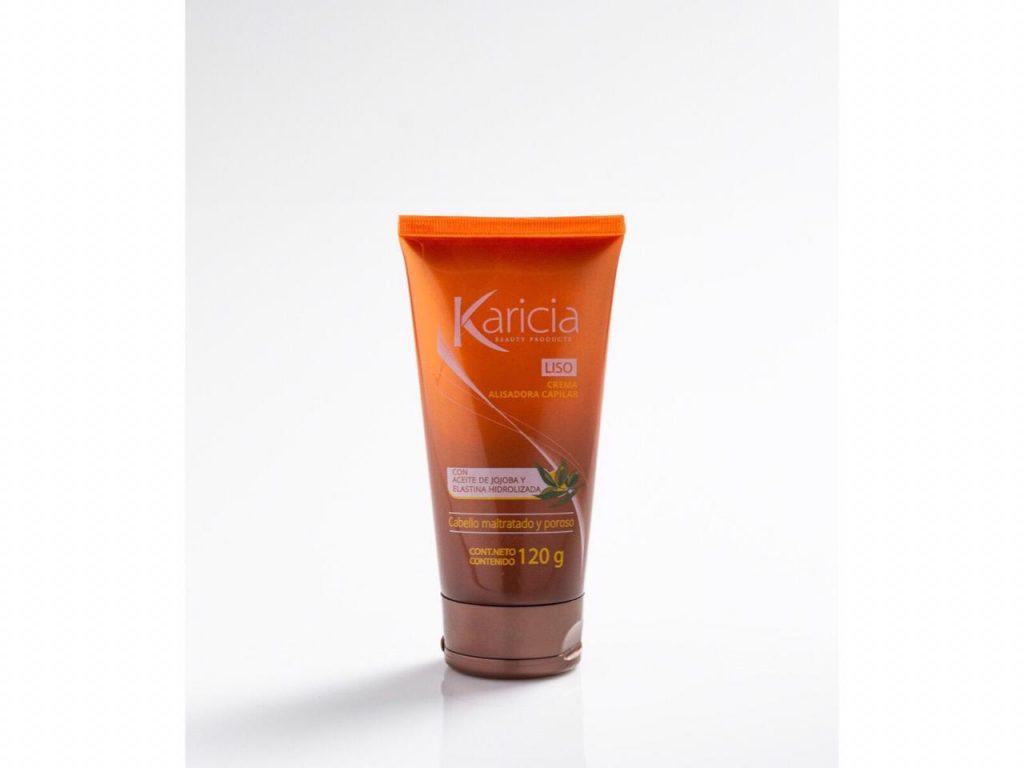 Crema alisadora Karicia
