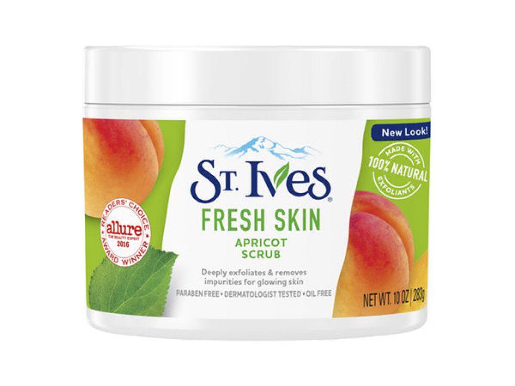 Crema facial apricot de St. Eves