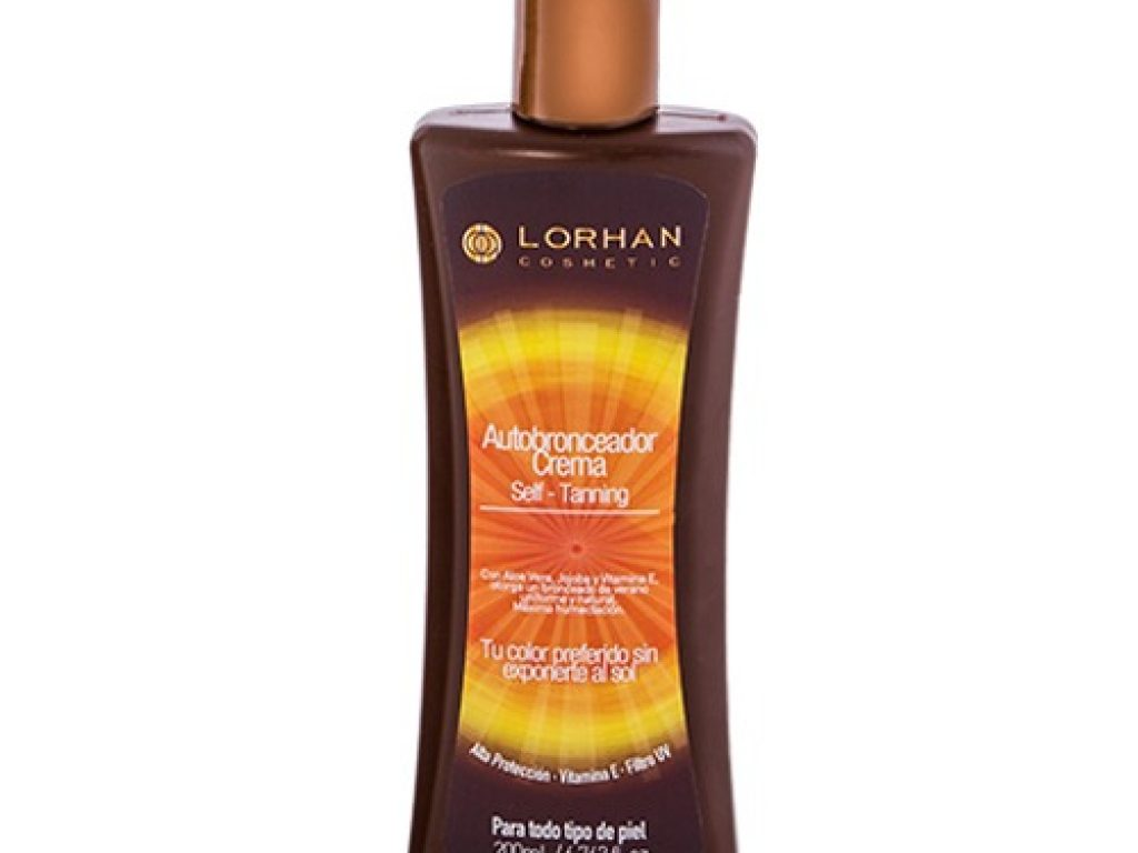 Auto-bronceador Lorhan